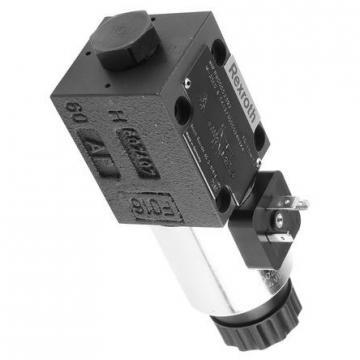 REXROTH 4WE6E(A.B)6X/EG24N9K4 Electrovanne directionnelle