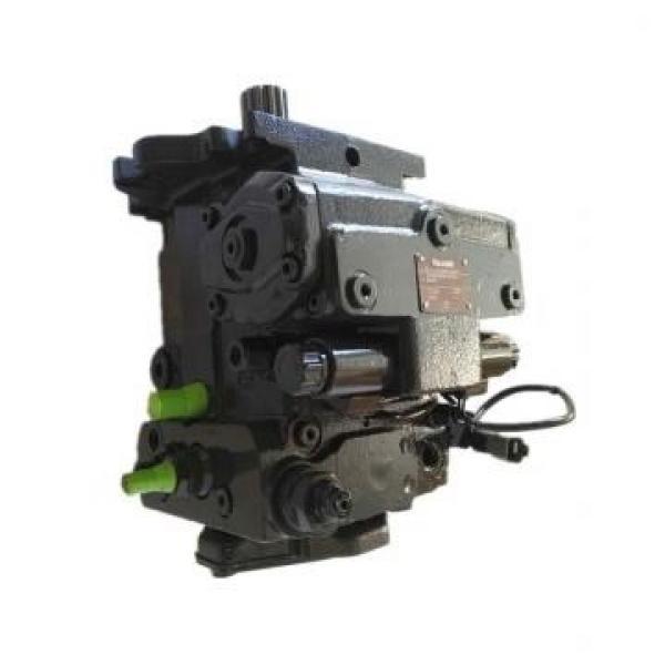 Vickers PV032R9K1T1NMRZK0082+PVACZ2NS3 PV 196 pompe à piston #1 image